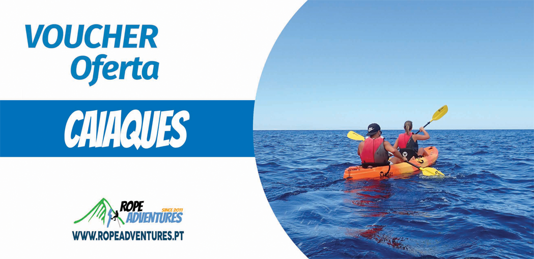 Sea Kayaking  Gift Voucher