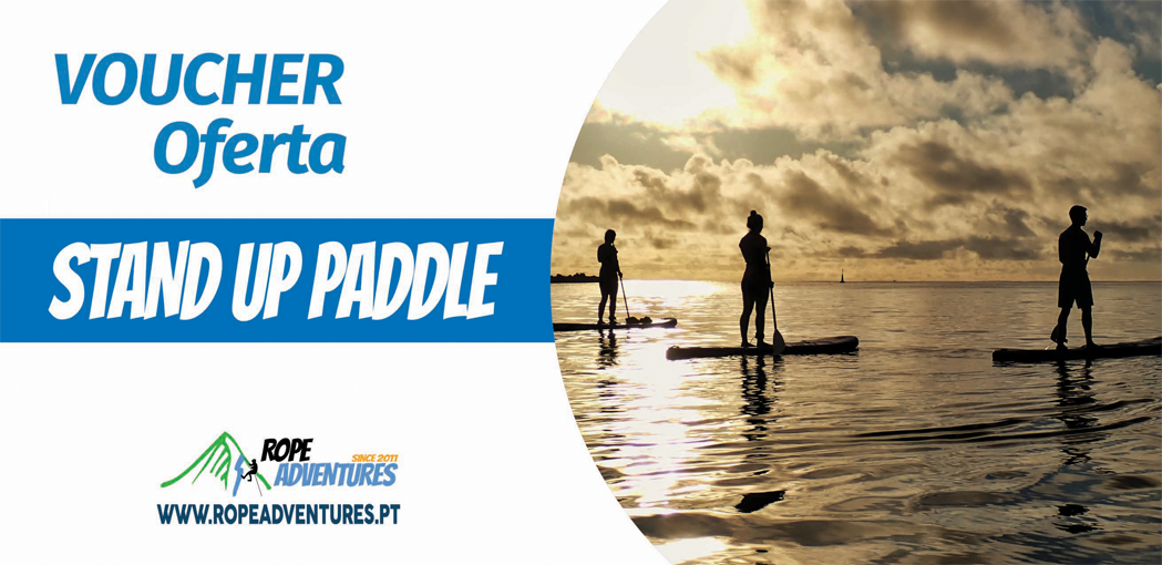 Stand Up Paddle  Gift Voucher
